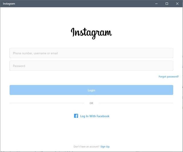 Cara Membuka Direct Message Instagram di PC/Laptop