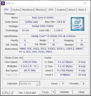 Cara Cek Spesifikasi Laptop/Komputer