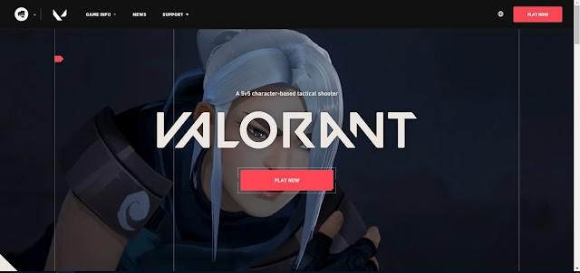 Cara Download dan Install Game Valorant