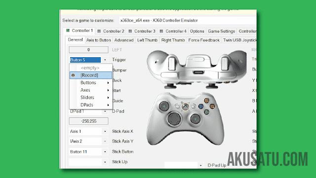 Cara Setting Joytsick USB di Windows 10