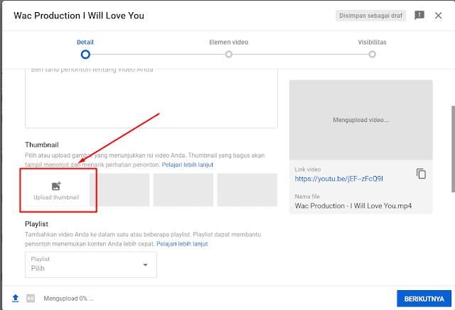 Ukuran Thumbnail Youtube Terbaik dan Cara Membuatnya