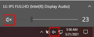 Mengatasi Speaker Laptop Mati [Tidak Bersuara]